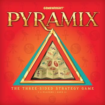 Pyramix board game