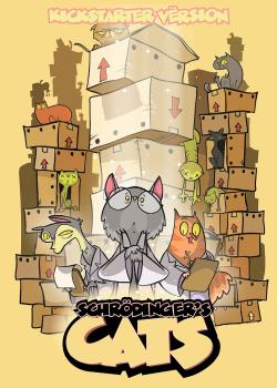 Schrödinger's Cats board game