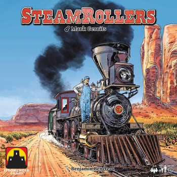 SteamRollers board game