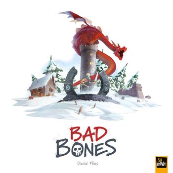 Bad Bones board game