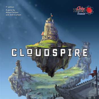 Cloudspire board game