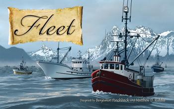 Fleet board game