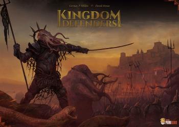 Kingdom Defenders board game