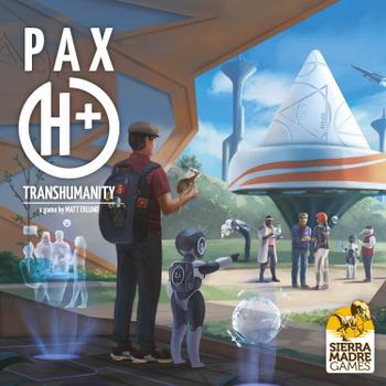 Pax Transhumanity board game
