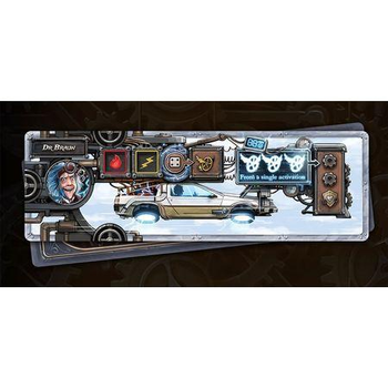 Steampunk Rally: Dr. Braun board game