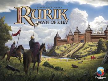 Rurik: Dawn of Kiev board game