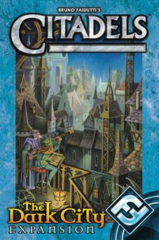 Citadels:  The Dark City board game