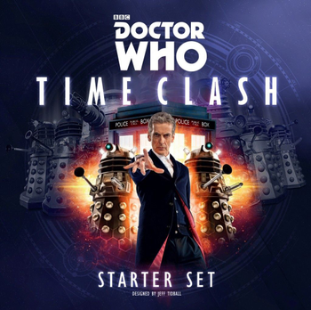 Doctor Who: Time Clash – Starter Set board game