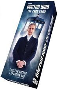 Doctor Who: The Card Game – Twelfth Doctor Expansion One board game