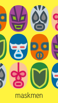 Maskmen board game
