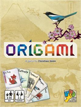 Origami board game