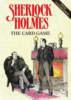 Sherlock Holmes: The Card Game board game