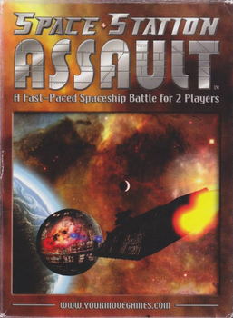Space Station Assault board game