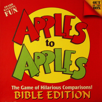 Apples to Apples: Bible Edition board game