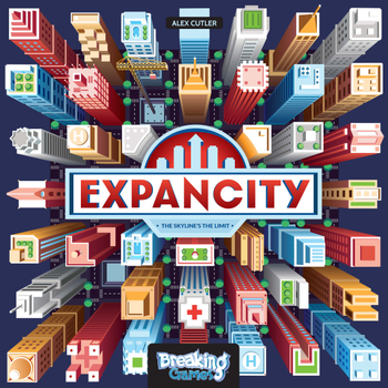 Expancity board game