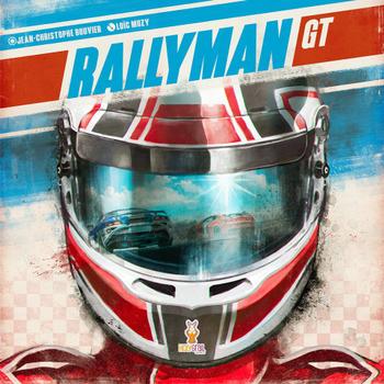Rallyman: GT board game