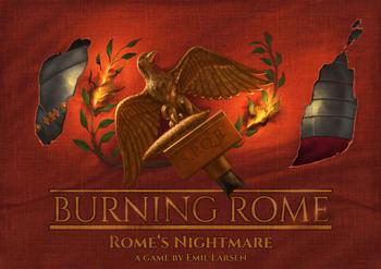Burning Rome board game