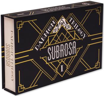Daemon Trilogy: Subrosa board game