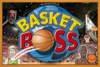 BasketBoss board game
