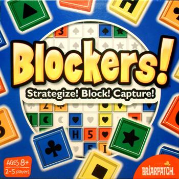 Blockers! board game
