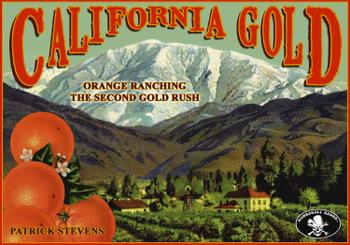 California Gold board game