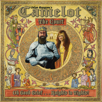 Camelot: The Court board game