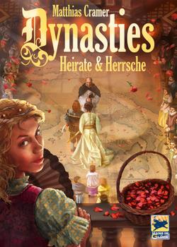Dynasties: Heirate & Herrsche board game