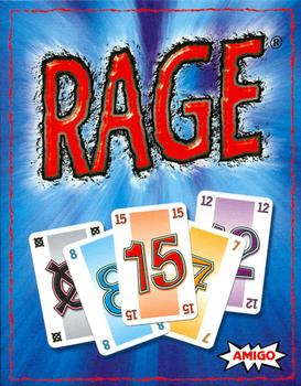Rage board game