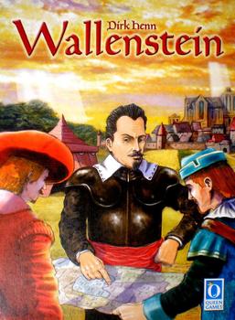 Wallenstein (first edition) board game