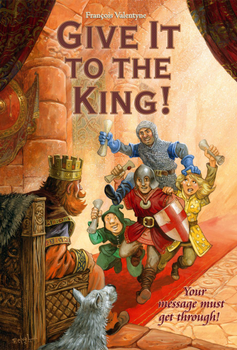 Give It To The King! board game
