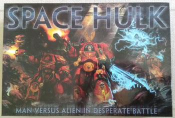 Space Hulk (Fourth Edition) board game