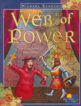 Web of Power board game