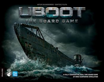 UBOOT: The Board Game board game