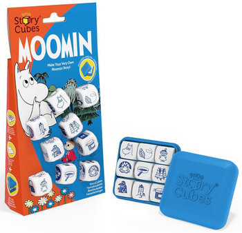 Rory's Story Cubes: Moomin board game