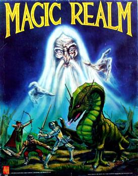 Magic Realm board game