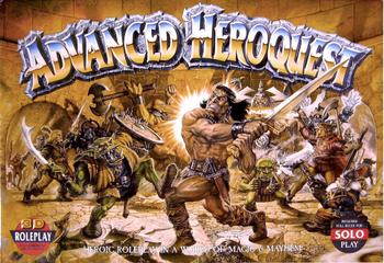 Advanced Heroquest board game