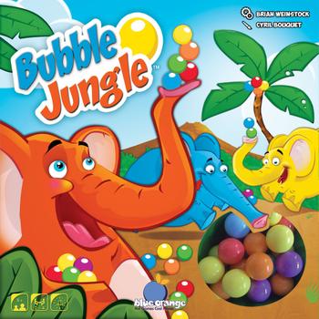 Bubble Jungle board game
