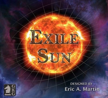 Exile Sun board game