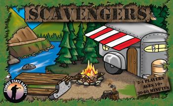 Scavengers board game