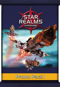 Star Realms: Promo Pack I board game