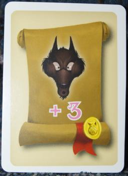 Tales & Games: The Three Little Pigs – Bonus Card board game