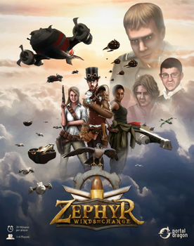 Zephyr: Winds of Change board game