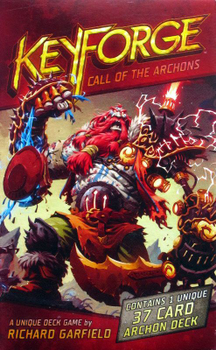 KeyForge: Call of the Archons - Archon Deck board game