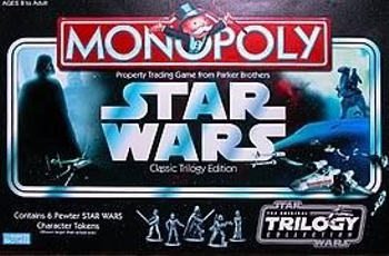 Monopoly: Star Wars board game