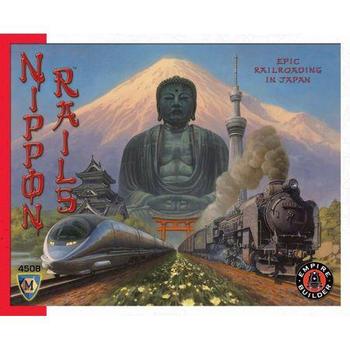Nippon Rails board game