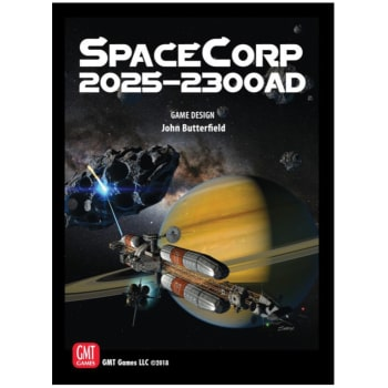 SpaceCorp: 2025-2300 AD board game