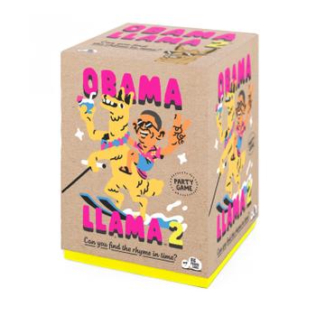 Obama Llama 2 board game