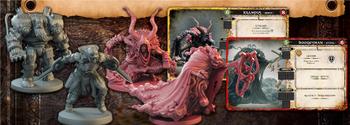 Village Attacks: Dread & Malice board game