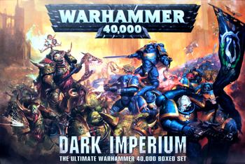 Warhammer 40,000: Dark Imperium board game