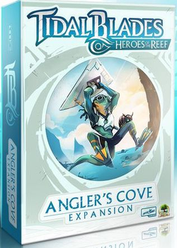 Tidal Blades: Heroes of the Reef - Angler's Cove board game